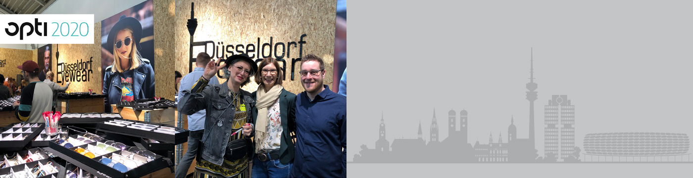 Optik Adam war auf der Opti 2020 in München und hat viele Neuheiten mitgebracht...